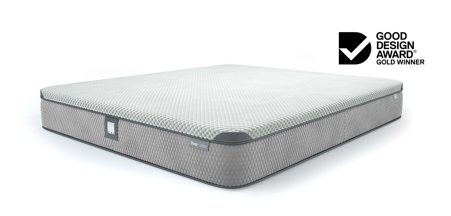 Sleep+ 6000 Queen Size Mattress