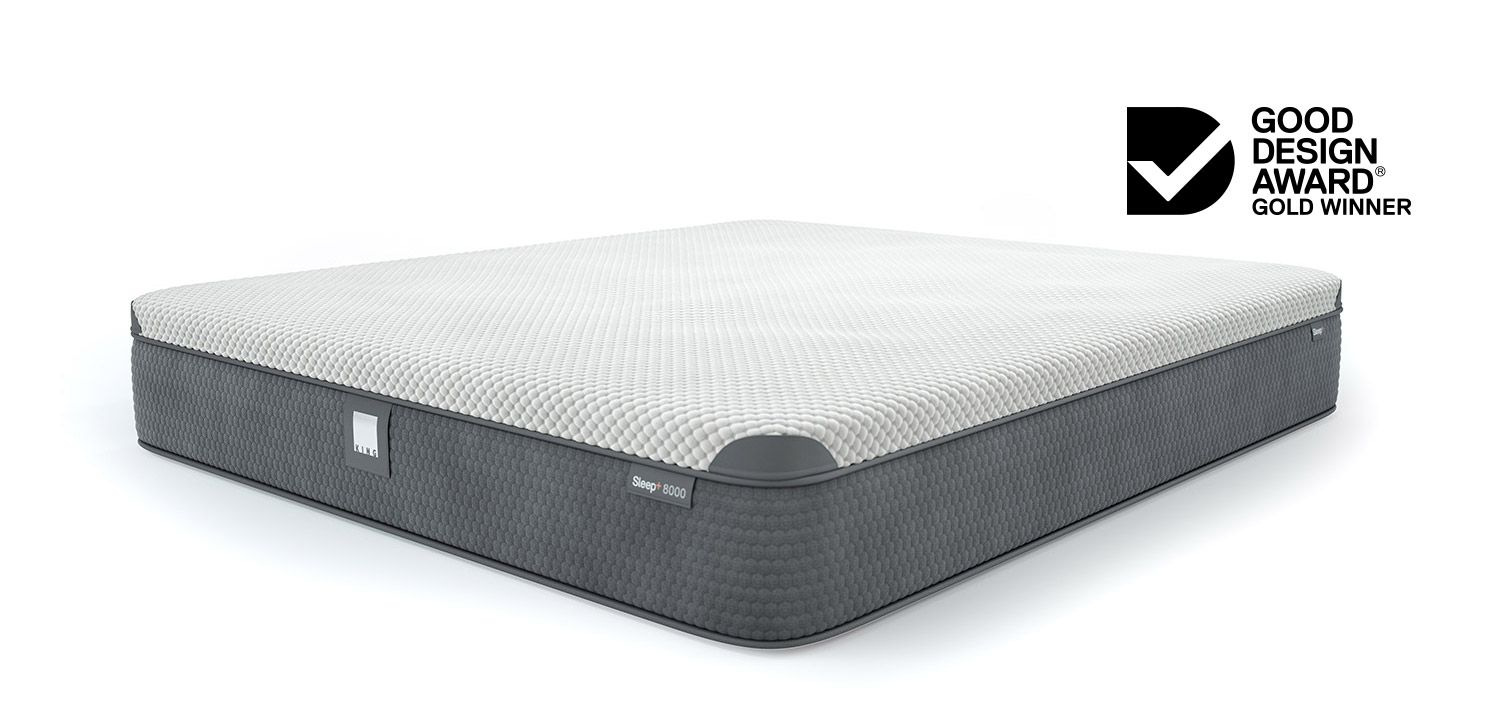 Sleep+ 8000 Queen Size Mattress