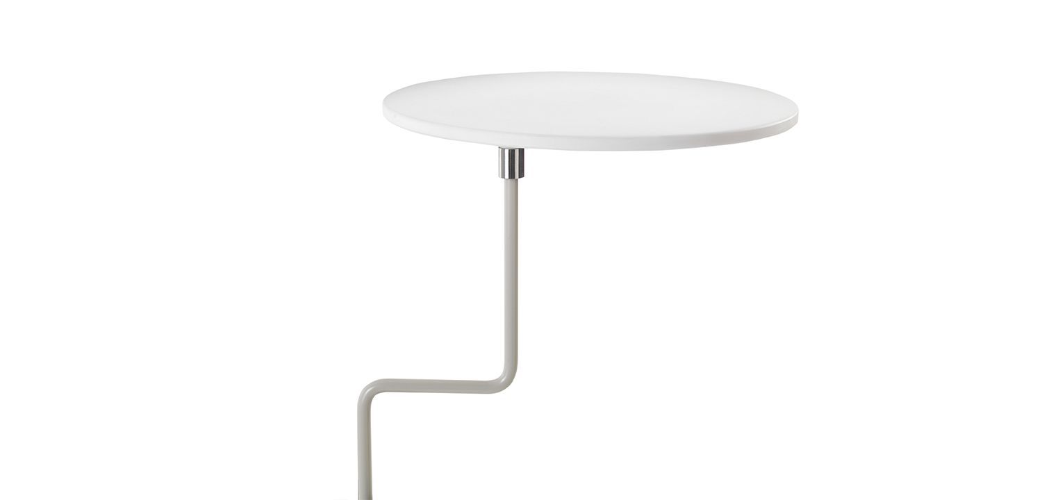 Delta Outdoor Swivel Table
