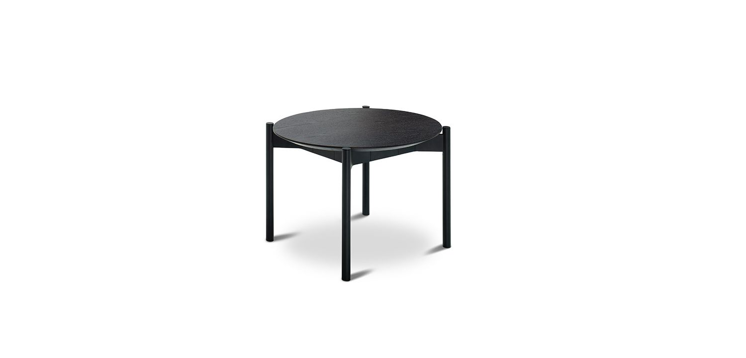 Eto Timber Side Table