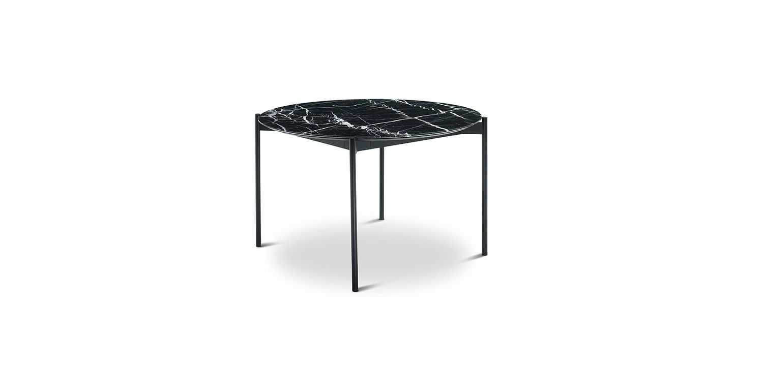 Eto Marble Round Dining Table 1240