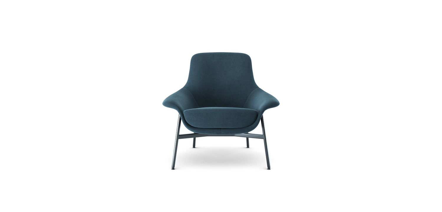 Seymour Low Fixed Chair