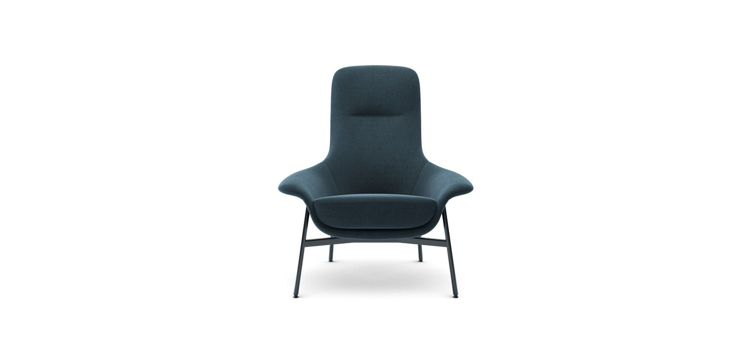 Seymour Mid Fixed Chair