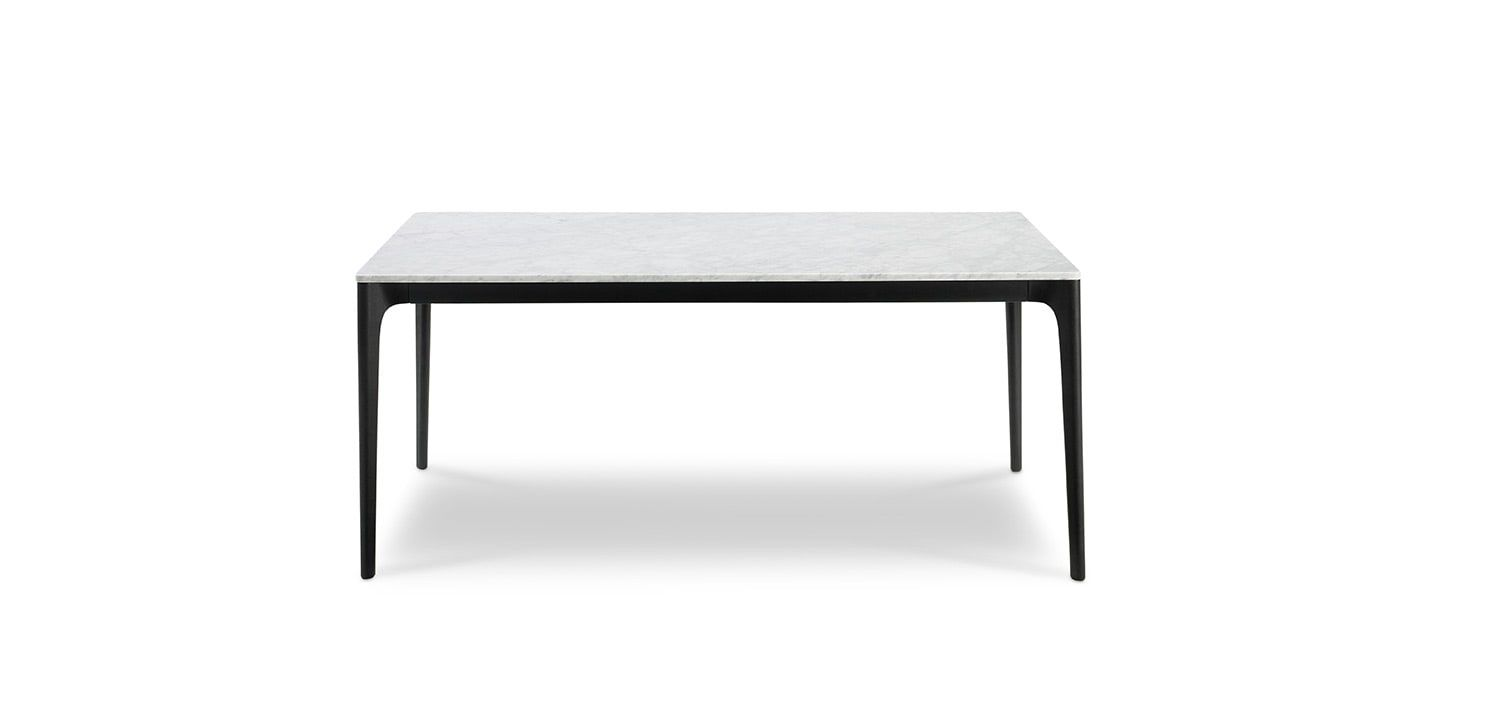Quay Marble Dining Table 6 Seater