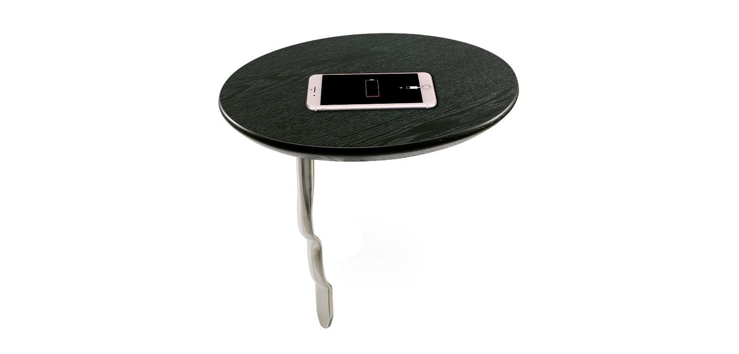 Smart Round Charge Table