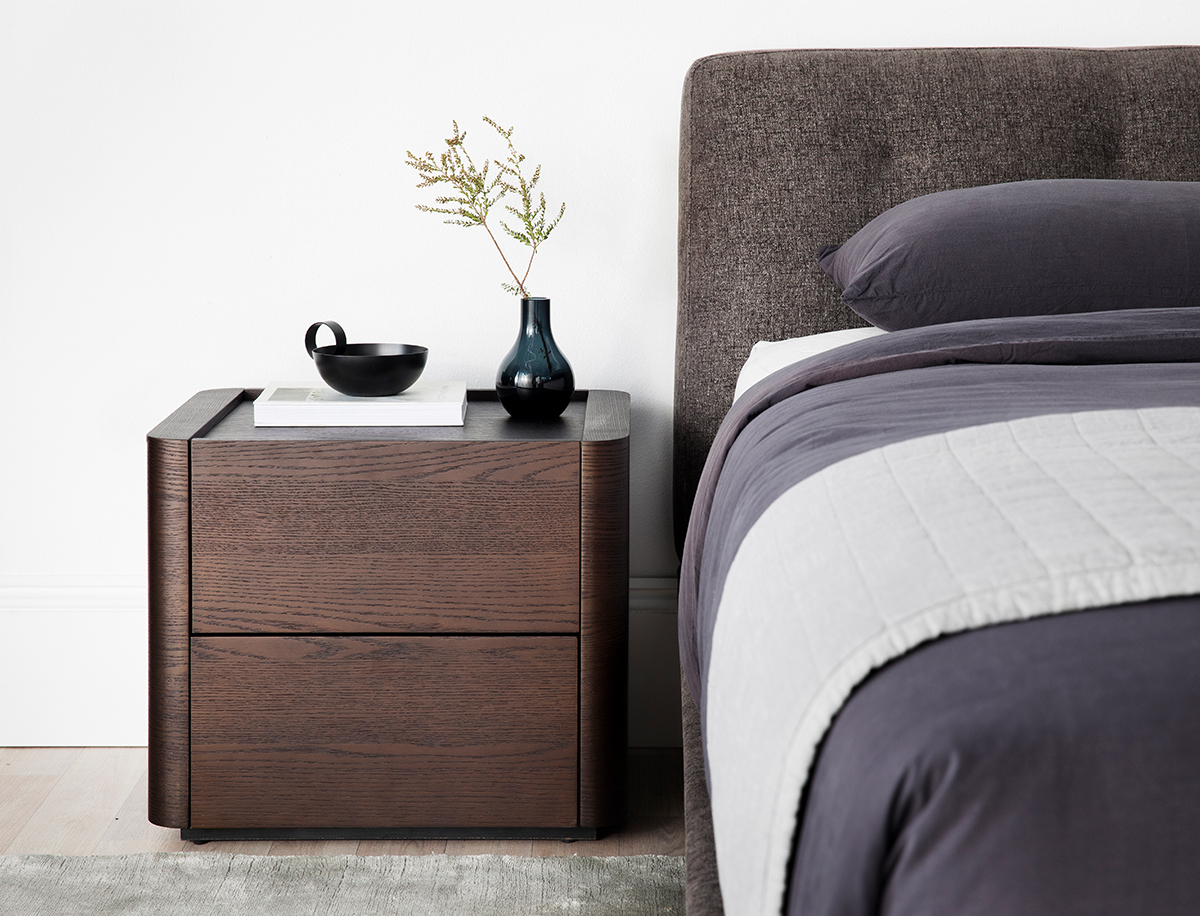 King Living - Dainelli Roma Bedside Drawer