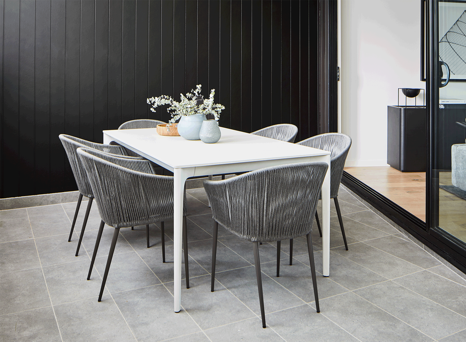 King Living - Quay Outdoor Dining Table